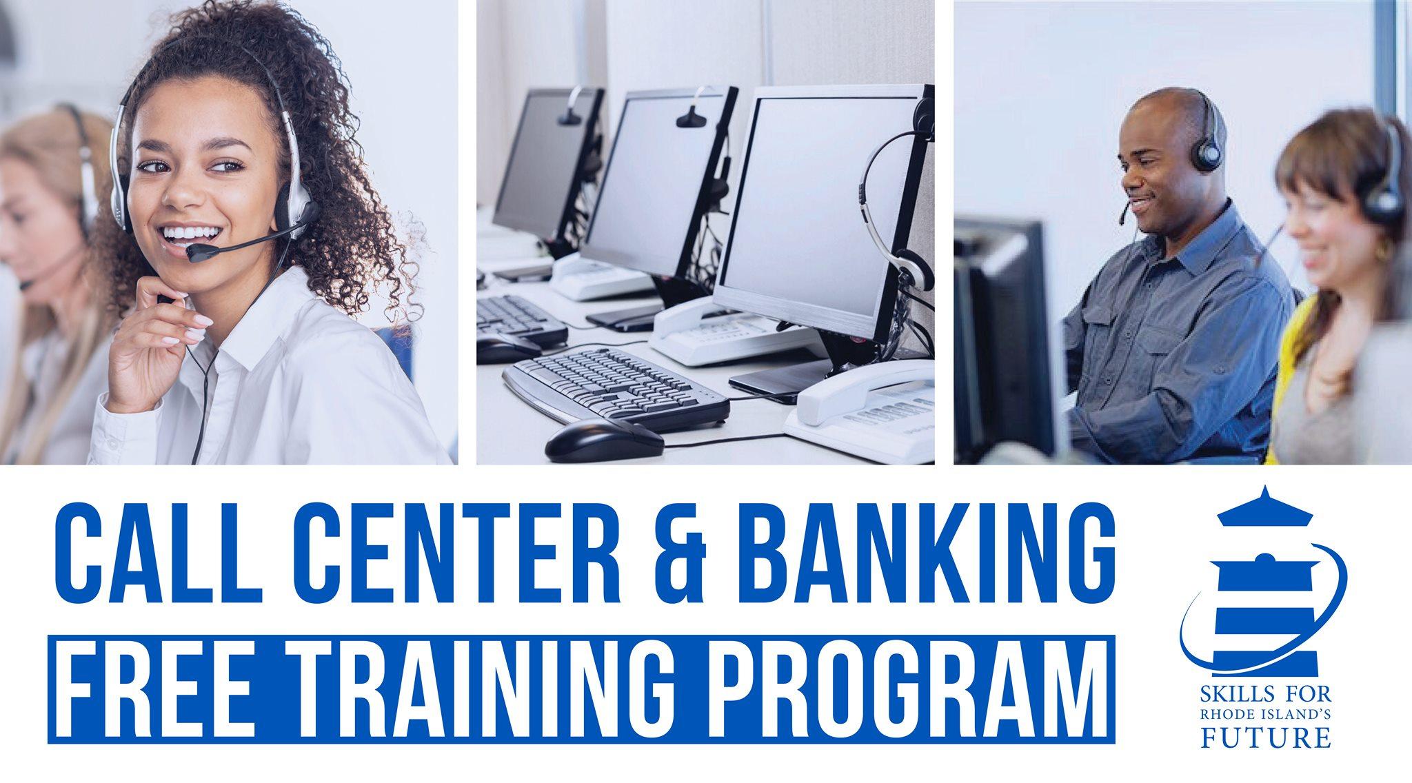Call Center Job Training in Rhode Island